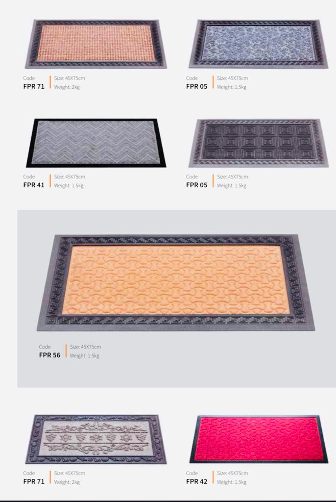 Different Types of Mats