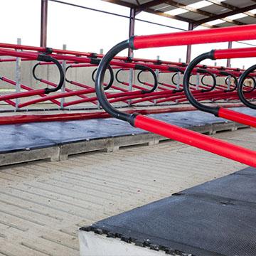 Cubicle cow mats Dubai
