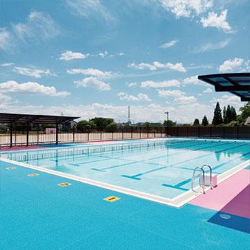 Anti Slip Swimming Pool Mats
