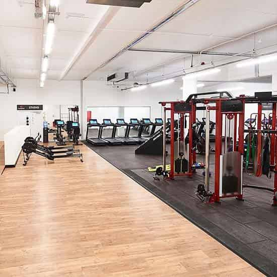 Gym Flooring Dubai