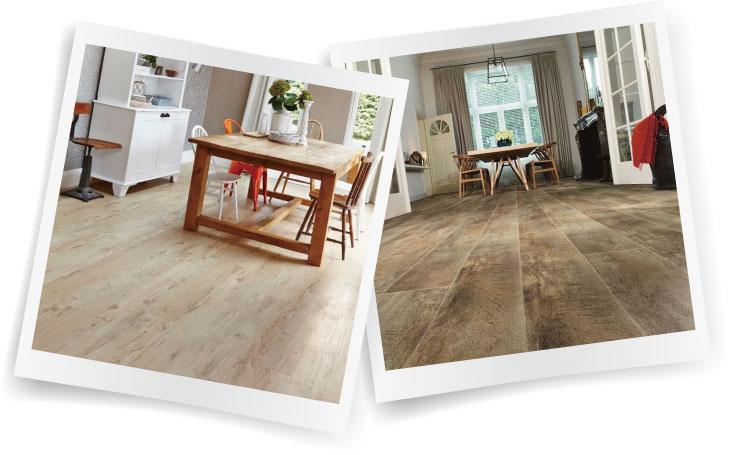 advantages of LVT Floors
