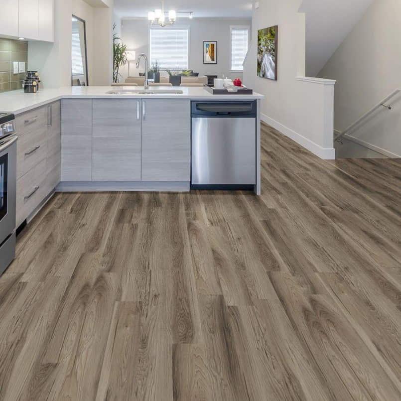 Popular colors for vinyl plank flooring