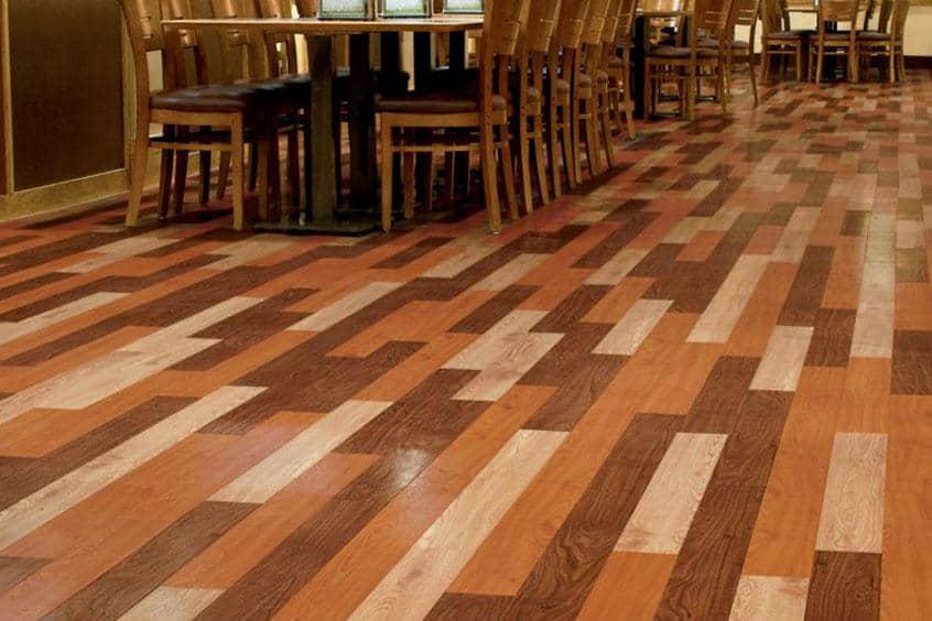 Colors for vinyl plank floors