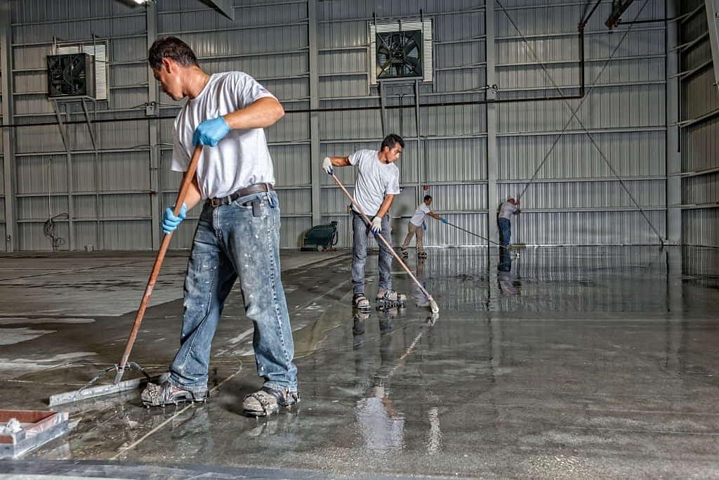 Epoxy Flooring Dubai