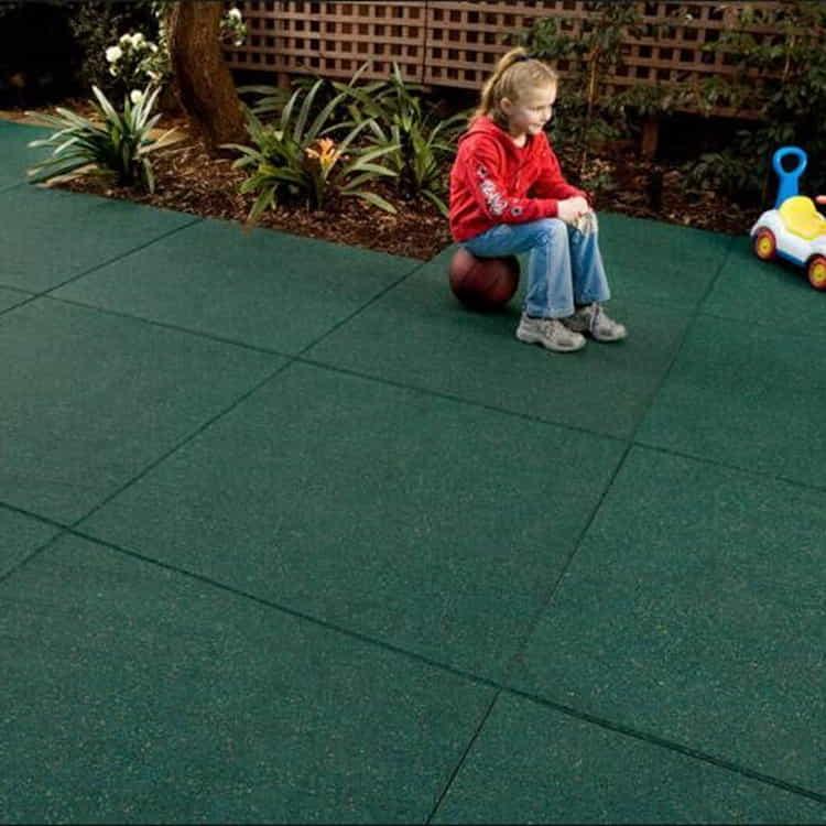 Benefits of rubber flooring mats