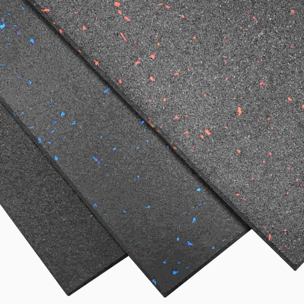 uses of flooring rubber mats