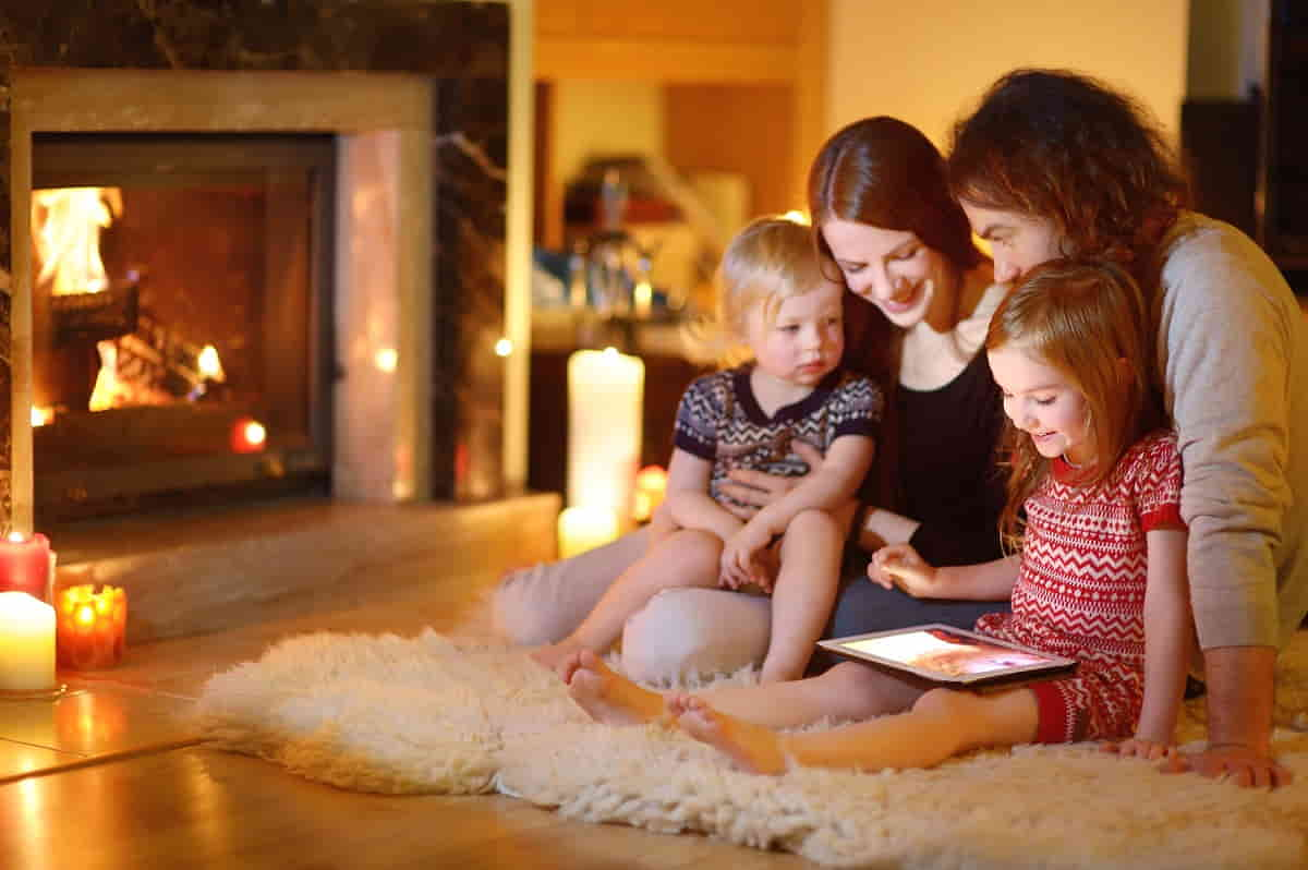 Carpet Is The Number One Winter-Friendly Flooring