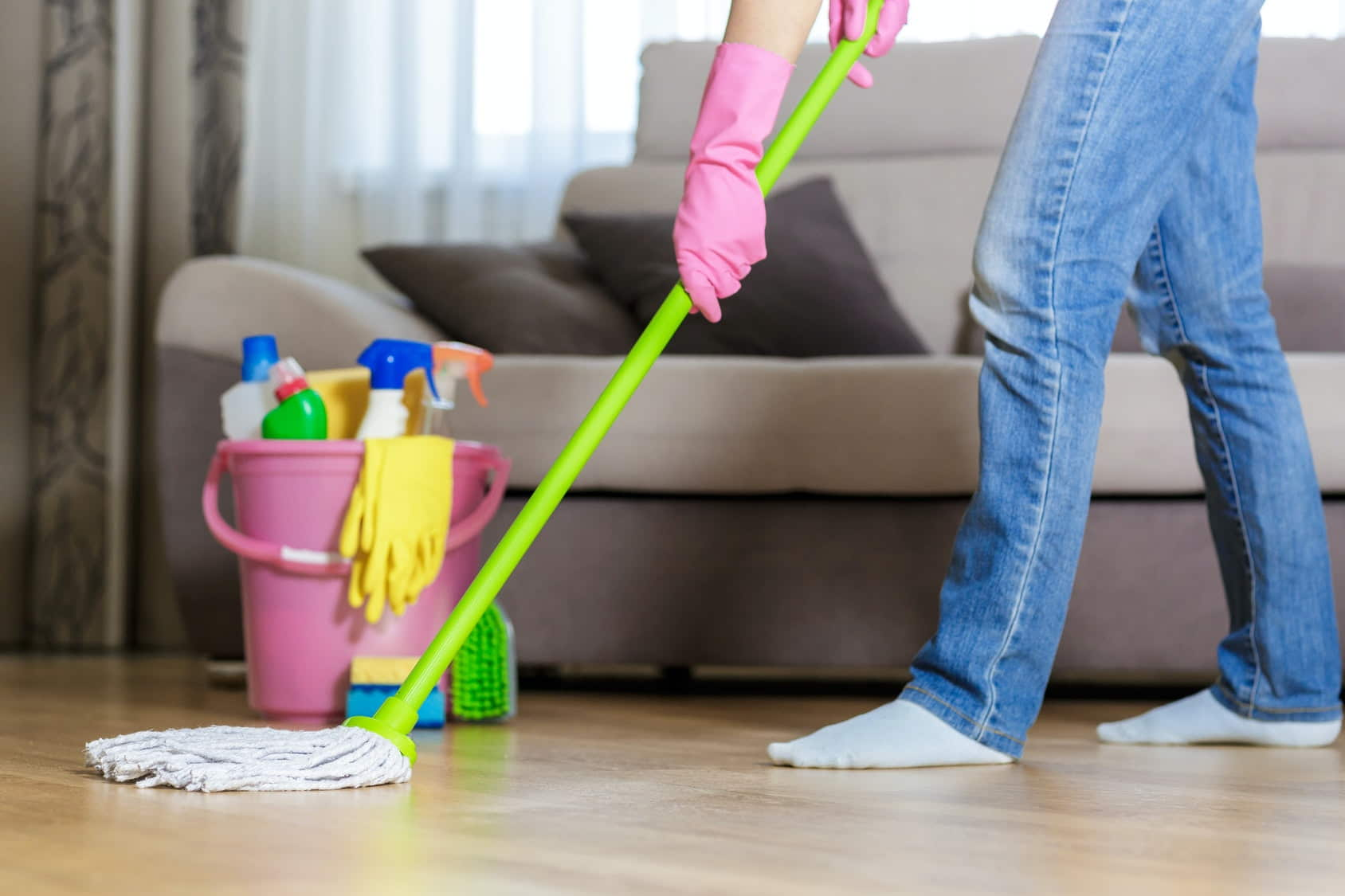 Castile Soap is Another Good Option to Clean Your Laminate Floor