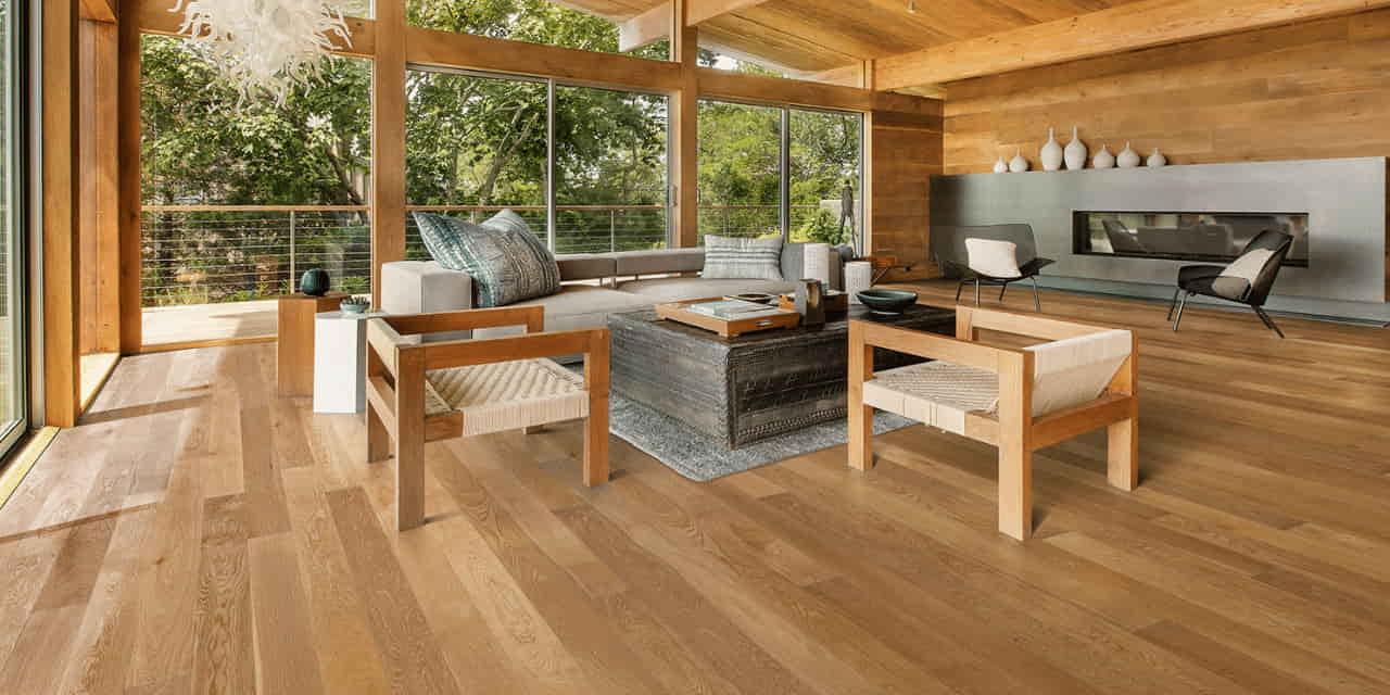 Eco-Friendly Benefits Of Wooden Flooring