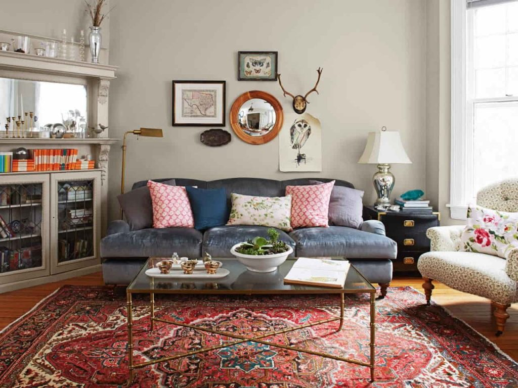 How To Decorate Your Space With Persian Rugs?