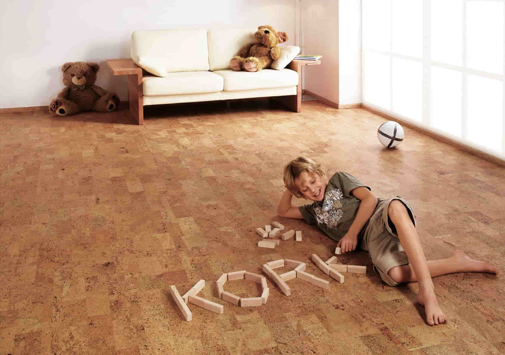 Transform Your Space Into A Comforting Zone by Cork Flooring